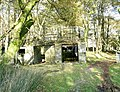Ruined stables at Plas Uwch Llyn - geograph.org.uk - 272347.jpg