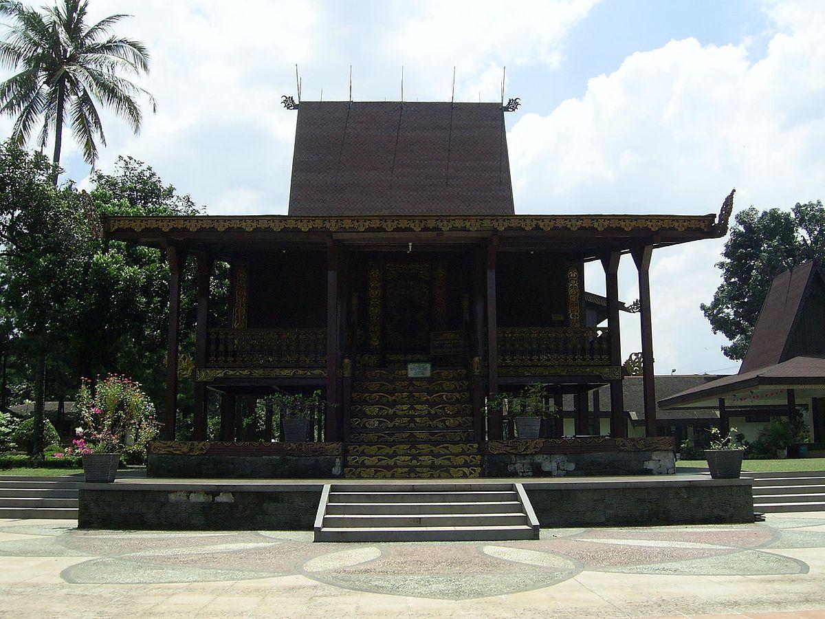 Rumah Baanjung Bahasa Indonesia Ensiklopedia Bebas