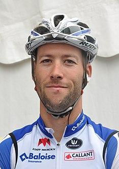 Pieter Vanspeybrouck Road bicycle racer