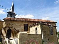Rupt-sur-Othain L'église Saint-Nicolas.JPG