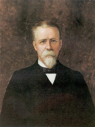 Russell A. Alger - Alger in 1900, in a portrait by Percy Ives.