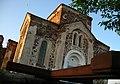 Rusty cross laying near All Saints Ortodox Church in Biahomĺ - panoramio.jpg