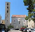 Ruvo di puglia, duomo, absidi e campanile del x secolo 01.jpg