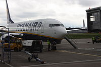 EI-EPB - B738 - Ryanair