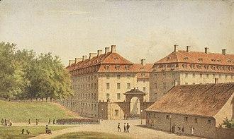 Sølvgade Barracks - 2ølvgade Barracks
