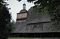 Sękowa, zespół kościoła fil. p.w. śś Jakuba i Filipa, XVI, XIX 2.jpg