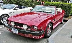 V8 ヴァンテージ ヴォランテ 1986