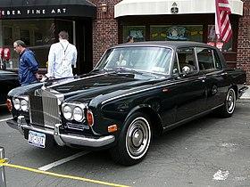 Rolls-Royce Silver Shadow - Wikipedia