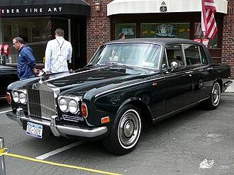 Rolls-Royce Silver Shadow - Image: SC06 Rolls Royce Silver Shadow
