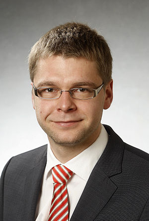 Social Democratic Party (Estonia) - Jevgeni Ossinovski