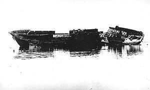 Samoan crisis - Image: SMS Adler 1889 3
