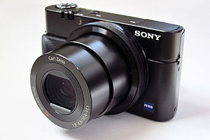 Sony RX - The first RX100
