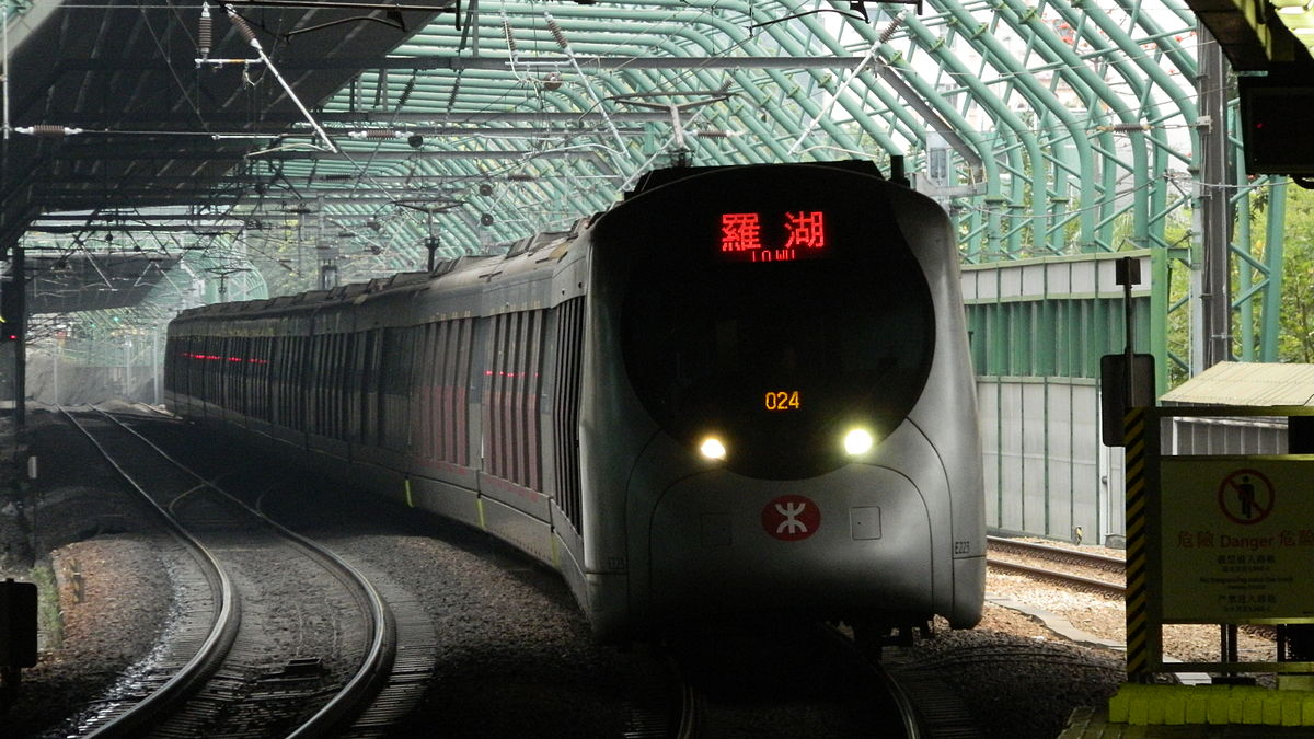 Rail Transport In Hong Kong Wikipedia Macau Electrical Wiring Code