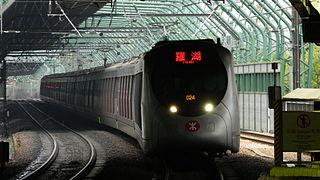 Rail transport in Hong Kong