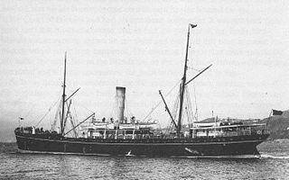 SS <i>Elingamite</i> ship