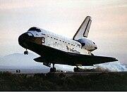 STS-76 Atlantis Landing