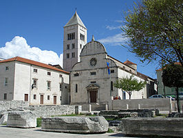St. Mary's Church, Zadar