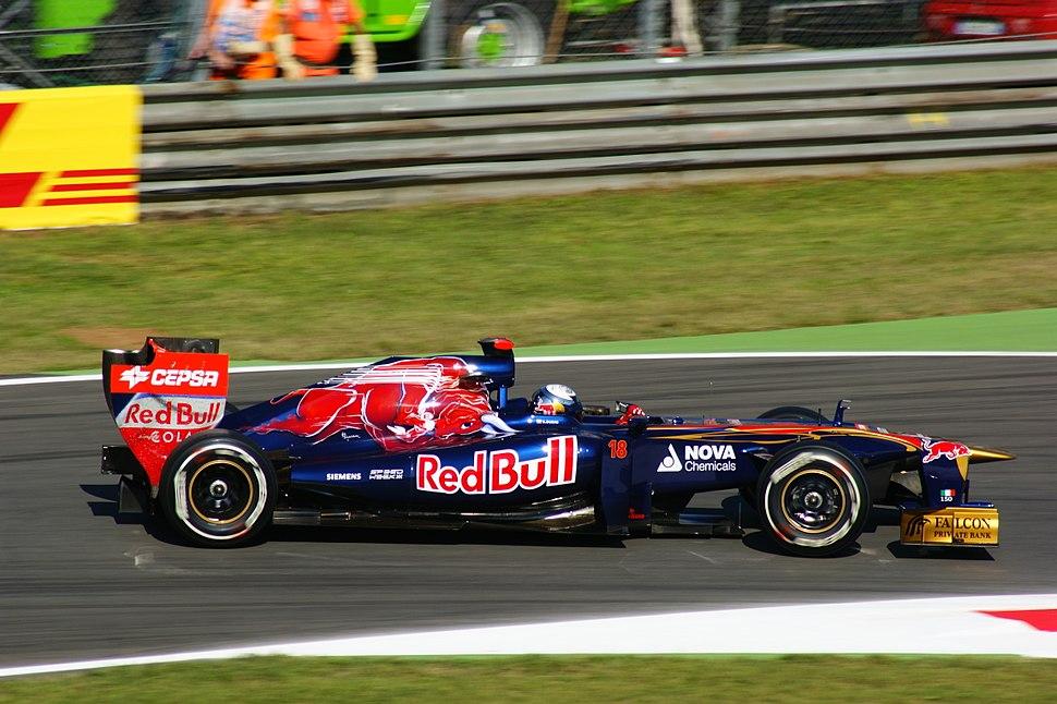 S Buemi 2 Monza 2011