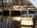 Saïdja en Adindabrug; bridge in Amsterdam 20110327.JPG