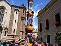 Sagals d'Osona descarregant a Sabadell juny de 2011.JPG