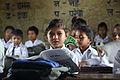 Sahara Bal Primary School, Grade 1, Pokhara, Nepal. (10718160665).jpg