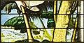 Saint-Chapelle de Vincennes - Baie 1 - Trompette sur fond de paysage (bgw17 0792).jpg