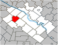 Saint-Edmond-de-Grantham Quebec location diagram.PNG