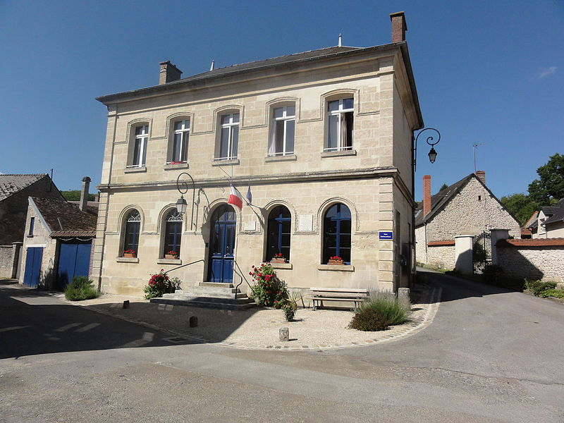 Saint-Thomas (Aisne) mairie
