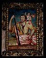Saint Christopher. Watercolour painting. Wellcome V0031883.jpg