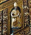 Saint Gregory of Nazianzus, 1693, basilica, Dobre Miasto, Poland.jpg