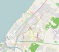 Salé (Morocco) map.png