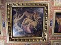 Sala di giove, giove allattato da amaltea e le ninfe, di vasari, cristoforo gherardi e marco da faenza.JPG