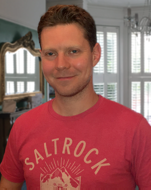 Sam Barlow (game designer) - Image: Sam Barlow headshot (cropped)