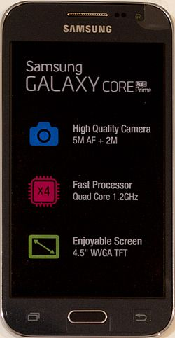 Samsung Galaxy Core Prime - Wikipedia
