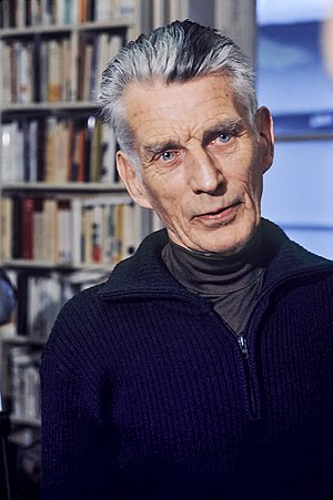 Samuel Beckett cover