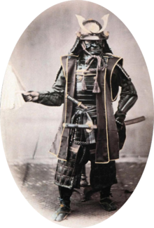 Japanese Samurai In Armor 1860s Photograph By Felice Beato