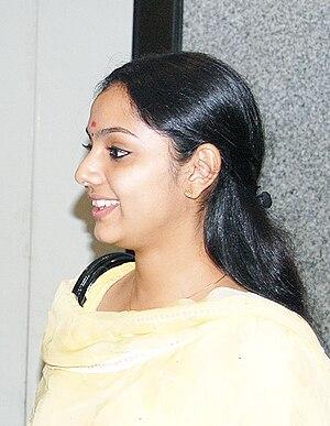 Samvrutha Sunil - Image: Samvrutha Sunil 2008