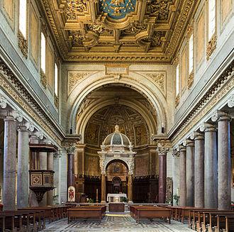 San Crisogono, Rome - Interior