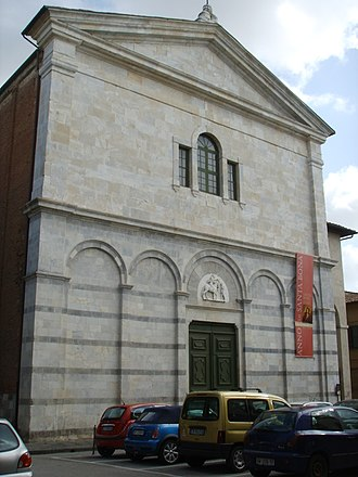 San Martino (Pisa) - Image: San martino, pisa 02