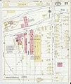 Sanborn Fire Insurance Map from Adrian, Lenawee County, Michigan. LOC sanborn03900 005-25.jpg
