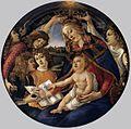 Sandro Botticelli - Madonna of the Magnificat (Madonna del Magnificat) - WGA2715.jpg