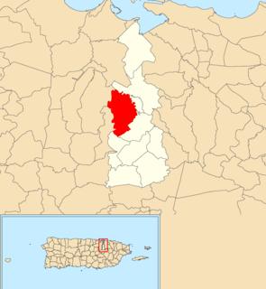 Santa Rosa, Guaynabo, Puerto Rico Barrio of Puerto Rico