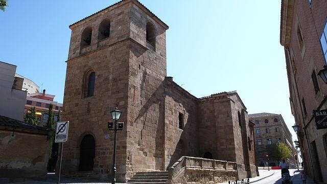 Iglesia de Santo Tomás Cantuariense (Salamanca)