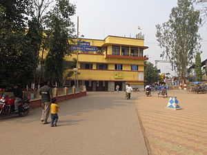 Santragachi Junction railway station