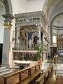 Santuario di Santa Maria dell'Impruneta, interno, tempietto della vergine, by michelozzo e luca della robbia 01.JPG
