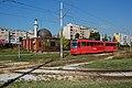Sarajevo Tram-505 Line-3 2011-10-04.jpg