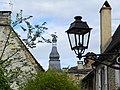 Sarlat la Caneda , ville d'Art et d'Histoire, est la capitale du Périgord Noir. - panoramio (22).jpg