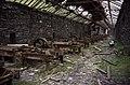 Sawing shed, Ponc Australia, Dinorwic - geograph.org.uk - 1627602.jpg