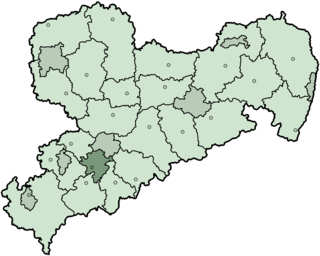 Stollberg (district) District in Saxony, Germany