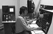 SEM Cambridge S150 at Geological Institute, University Kiel, 1980